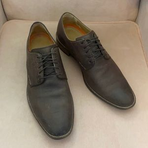 Cole Haan Brown Leather Shoes Sz 10.5